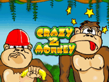 Crazy Monkey 2 в клубе Вулкан Делюкс