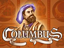 Играть бесплатно с автоматом Columbus