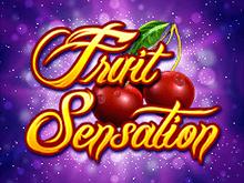Играйте в автоматы Fruit Sensation