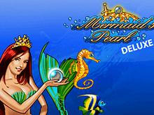 Играйте онлайн в Mermaid's Pearl Deluxe