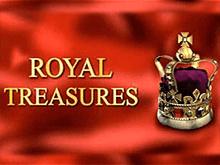 Играть в Вулкан Делюкс в Royal Treasures