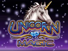 Вулкан игровой автомат на деньги Unicorn Magic