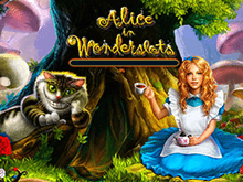 Автомат Alice In Wonderland: ставки онлайн