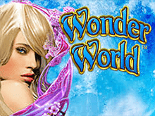 Игровой автомат Wonder World от казино Вулкан Ставка