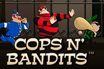 Игровой автомат от казино Вулкан Ставка Cops N Bandits