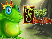 Игровой автомат Frogs Fairy Tale в Вулкан Ставка