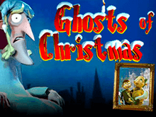Как выиграть в автомат Ghosts Of Christmas в казино Вулкан