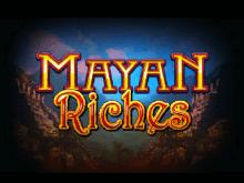 Mayan Riches от IGT Slots - онлайн-игра с HD графикой