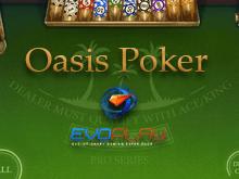 Новый автомат Oasis Poker на портале популярного казино Вулкан