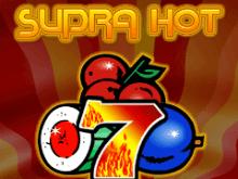 Как сорвать куш в топовом автомате Supra Hot в казино