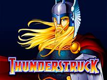 Играть в казино в виртуальный автомат Thunderstruck