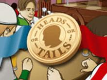Heads Or Tails от Playtech - виртуальный автомат с HD-графикой